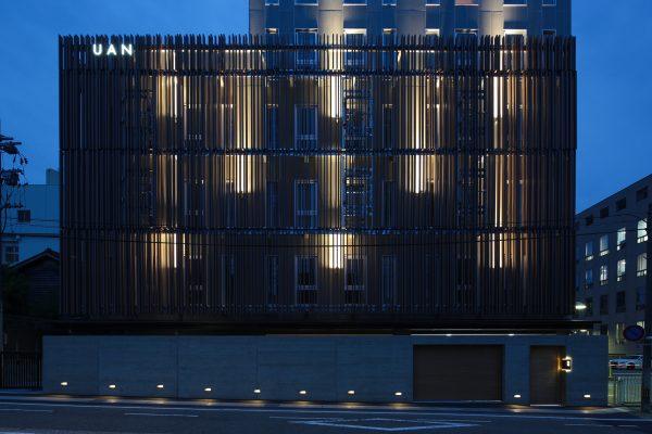 ホテルの設計と内装デザイン