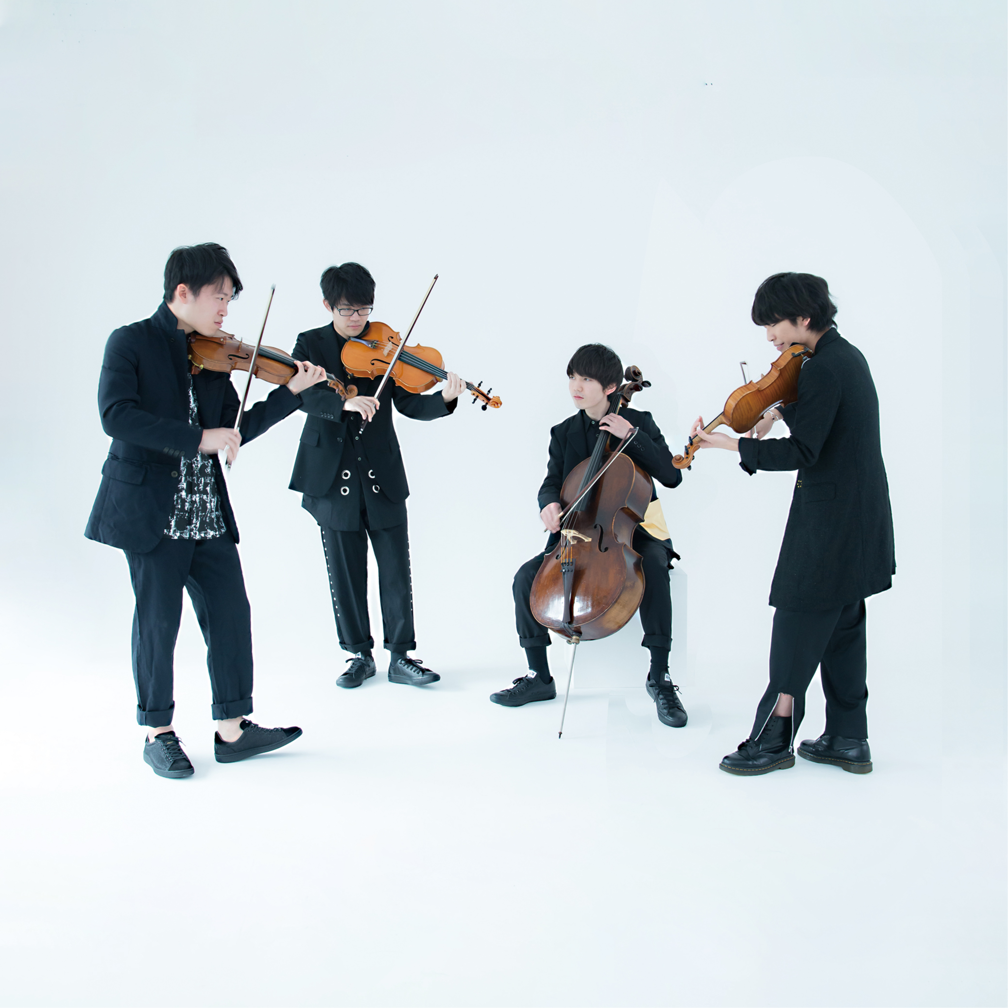 Less is more String Quartet